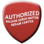 Authorized Baldor Servo Motor Repair Center