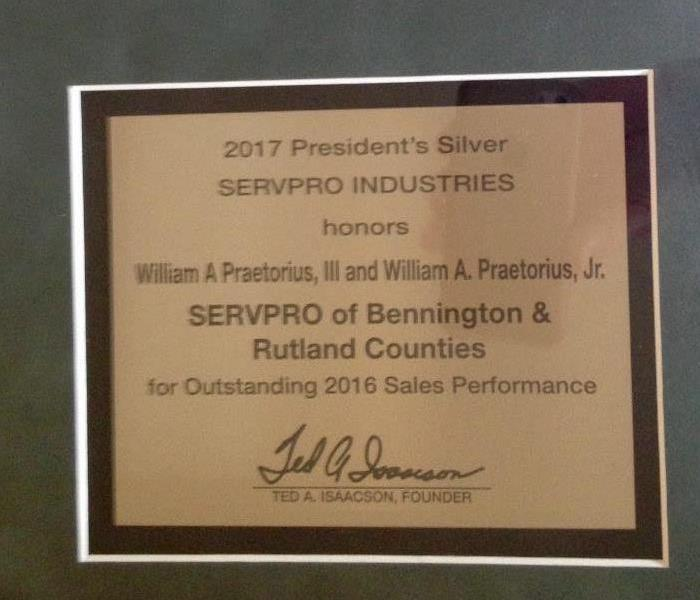 SERVPRO Of Bennington Amp Rutland Counties Gallery Photos