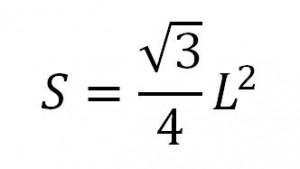 aria-triunghiului-echilateral