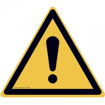pictogrammes attention danger w001