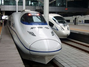 KA High speed train 3