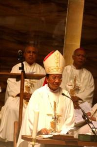 IMG_9399 Mgr Aloysius Sudarso SCJ Misa Penutupan Sidang Tahunan KWI 2013