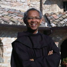 Pastur Bruno Paskalis Syukur OFM Uskup baru Diosis Bogor