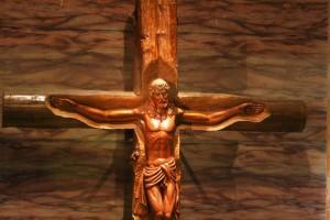 Pohon Yesus Tersalib Gereja Pejompongan