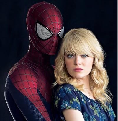 amazing spiderman emma