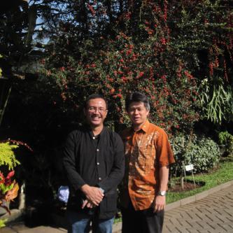 Uskup Bandung Mgr Anton