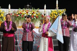 Keuskupan Medan Youth Day 2014