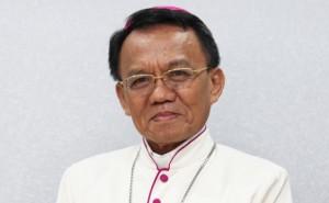 Uskup Banjarmasin Mgr Petrus Boddeng Timang by Hidup Katolik