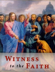 witness of faith by Selton Book