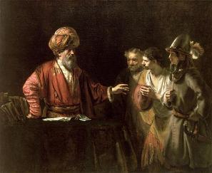 hamba yang tidak setia by Drost