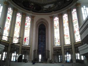 Katedral Pontianak saat kunjungan pertengahan Oktober 2014