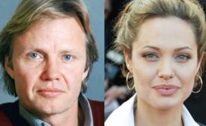 John Voight dan Angelina Jolie by ist