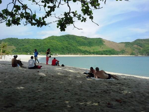 Pantai Mawun by Susana Selamat 1
