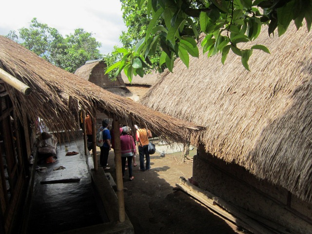 Sasak Lombok rumah tradisional