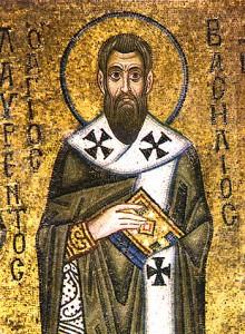 santo basilius