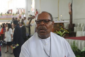 pastor nato gobay di nabire