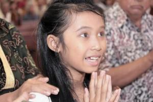 Baptisan paskah 2015