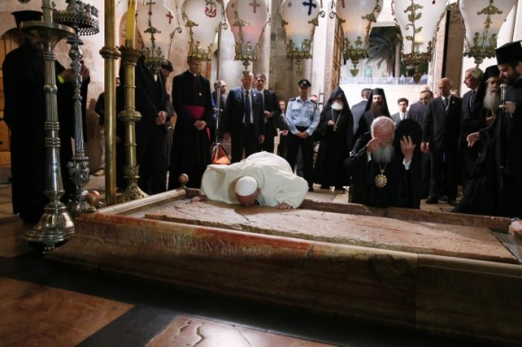 pope ekumenis