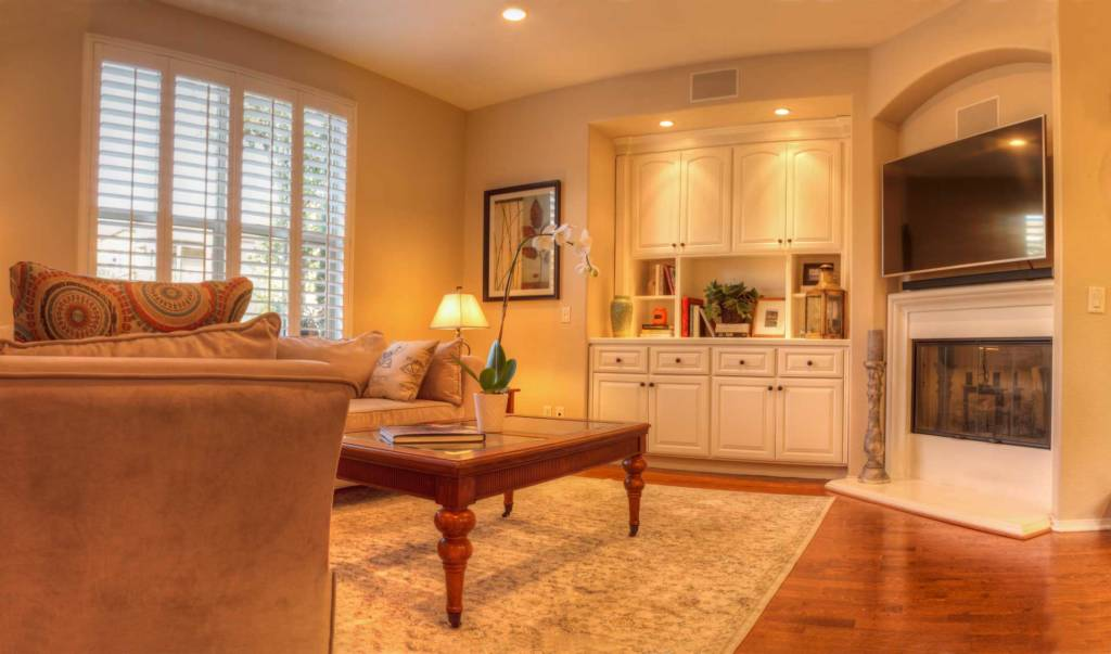 where to install recessed lighting