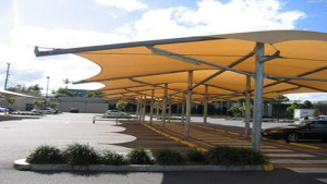 Playground and Cafe Shade Sails by South East Shade Sails