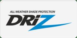 South East Shade Sails DRiZ Colour Range