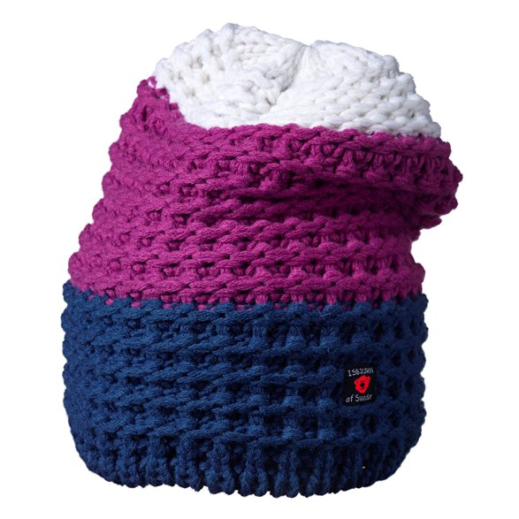 tricolor-knitted-beanie