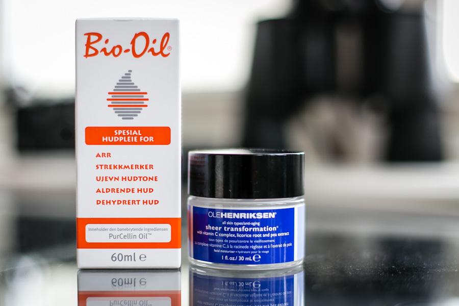 vad är bio oil