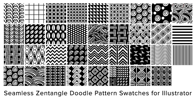 6 High Quality And Free Illustrator Brushes