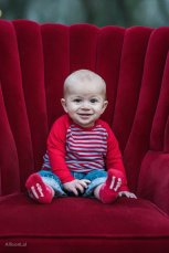 red chair of cuteness