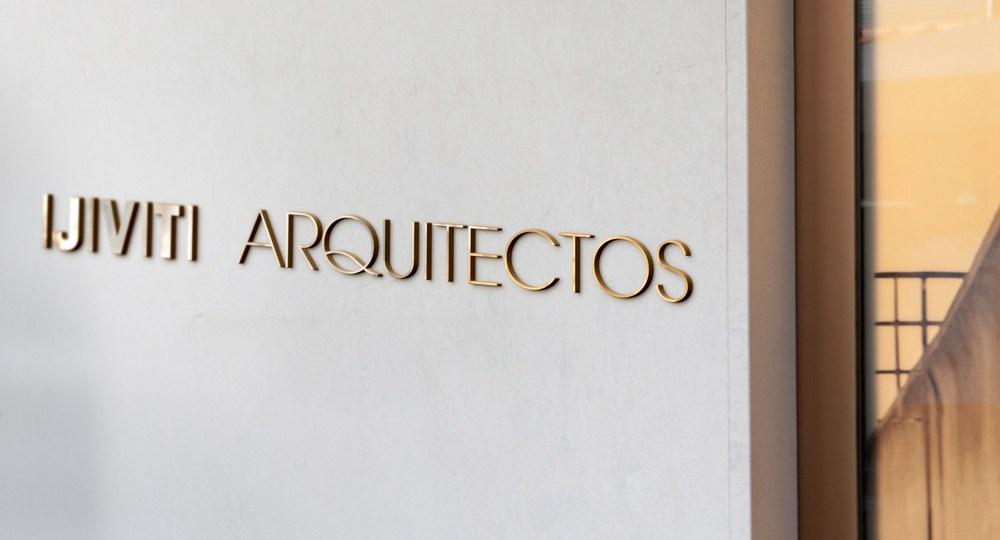 Diseño de logo para JVT Arquitectos
