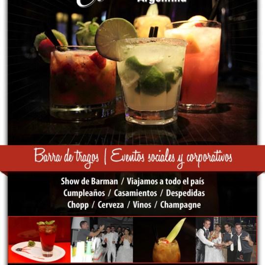 Diseño de Newsletter para Infoenvios – Cliente: Cocktails Rosario