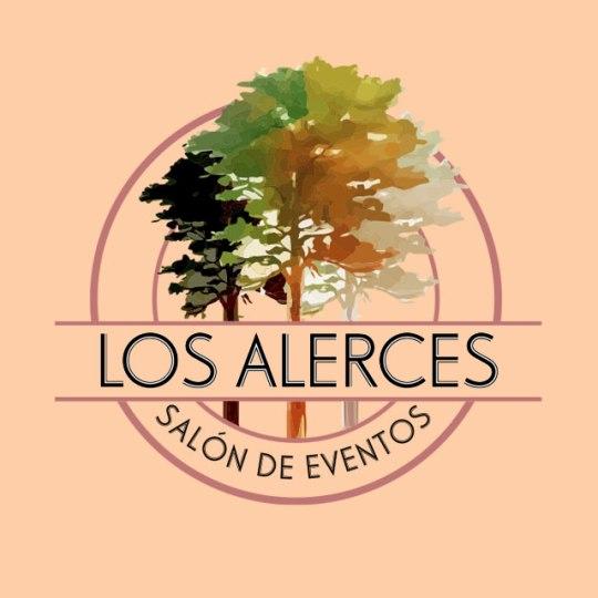 Diseño de Logo para Salón los Alerces