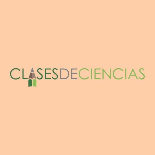 Diseño de logo para Clases de Ciencias