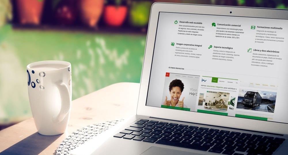 Diseño web Kaiprom