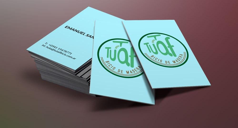 Diseño de logo para Tutaf