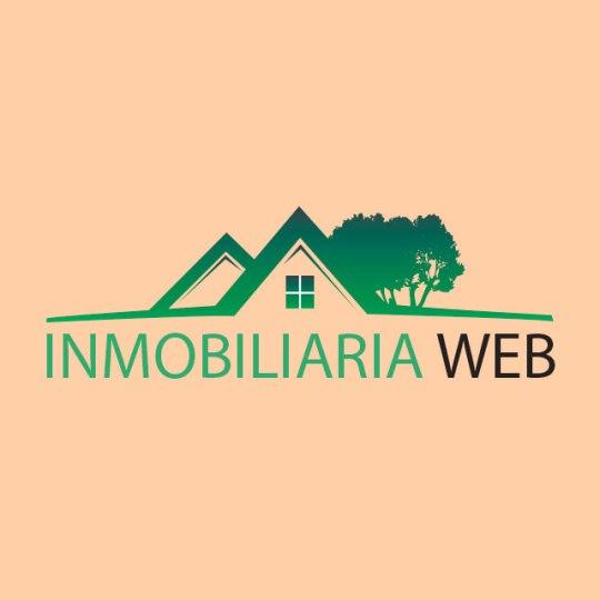 Diseño de logo para Web Inmobiliaria