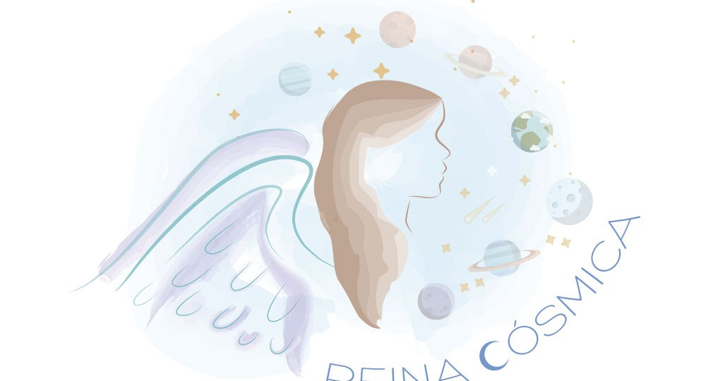 Diseño de Logo para Reina Cósmica