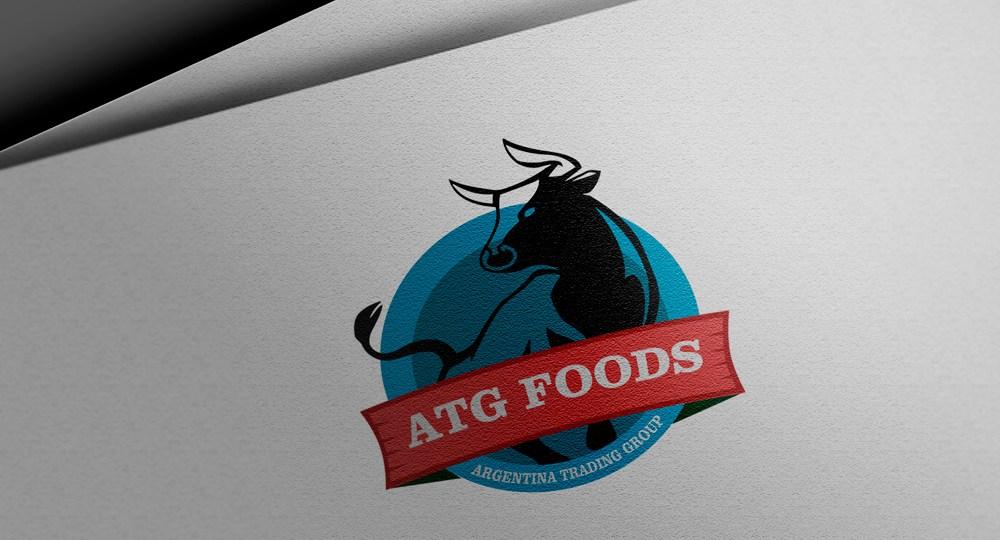 Diseño de logo para ATG Foods