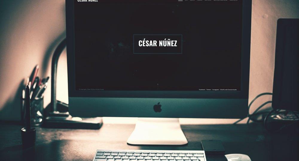 Web Para Cesar Nunez