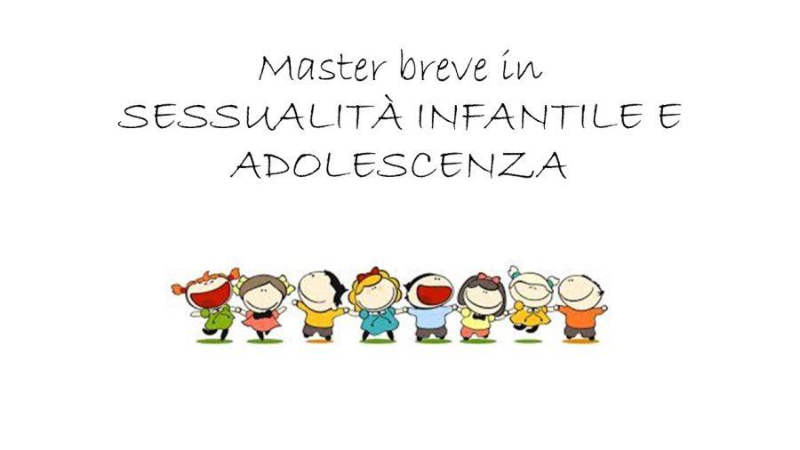 SESSUALITÀ INFANTILE E ADOLESCENZA