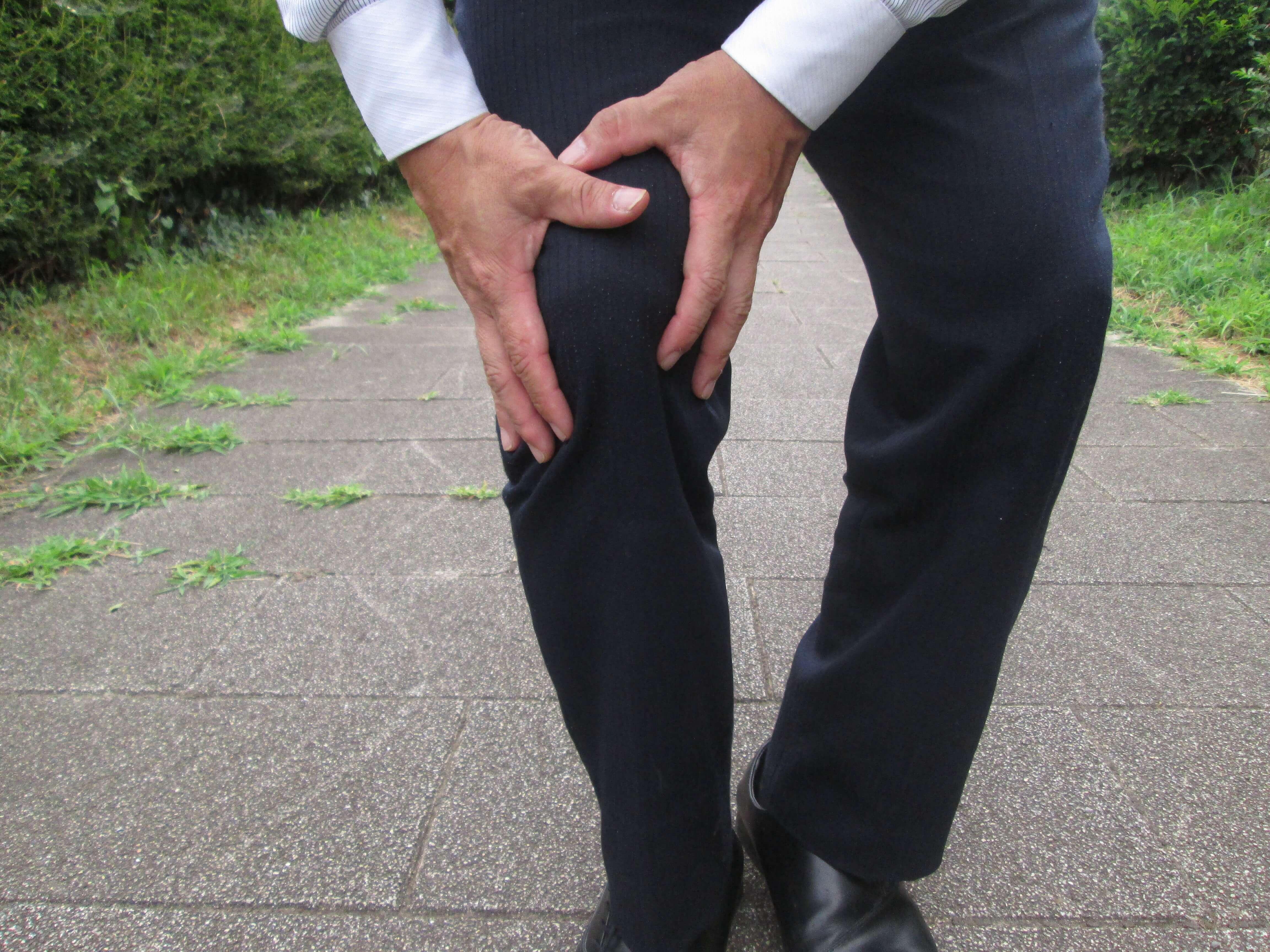 人工膝関節置換術と可動域訓練