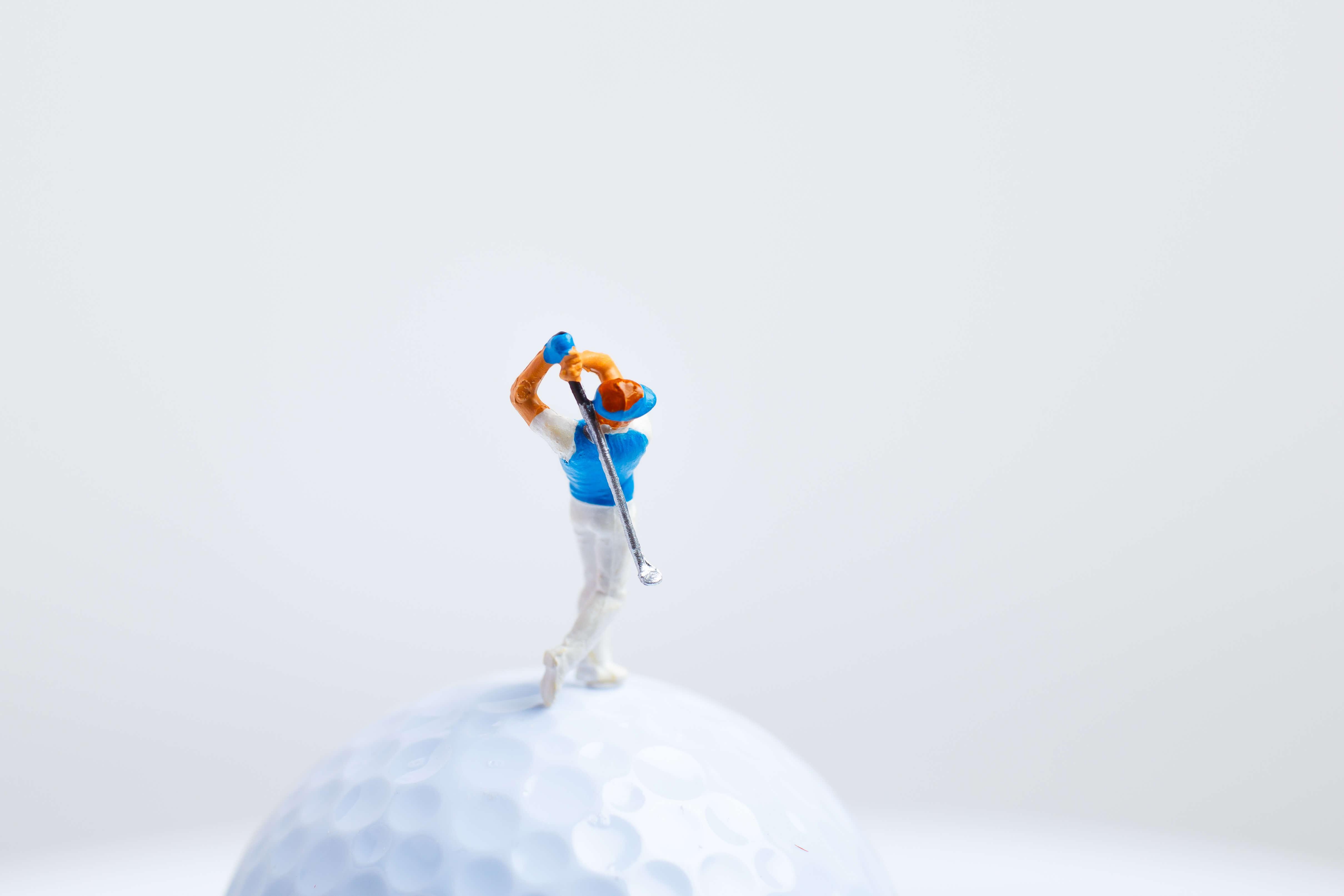 人工股関節置換術とゴルフ
