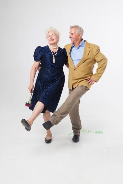 人工股関節置換術とダンスとバレエ