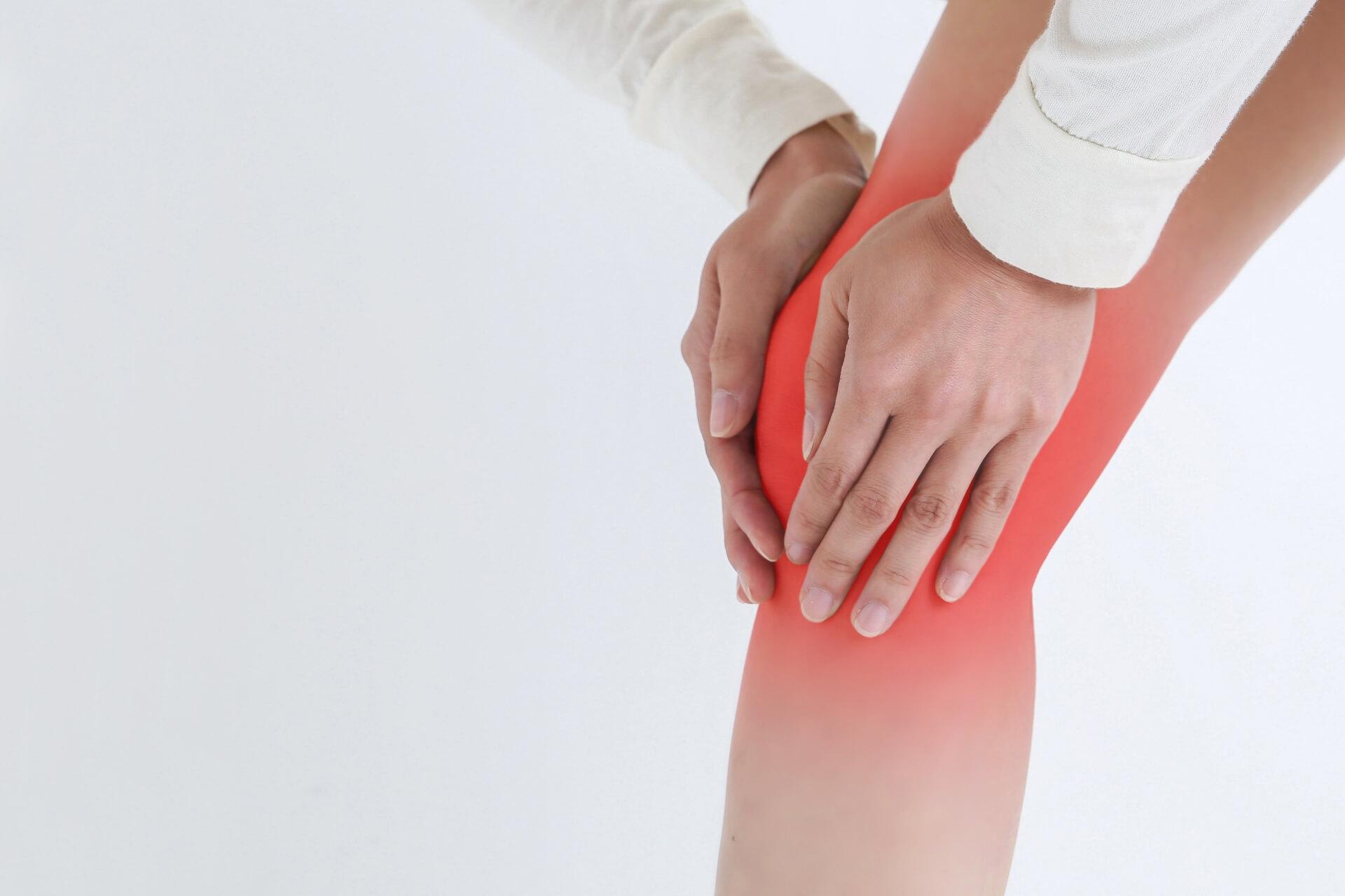 変形性股関節症と膝の痛み