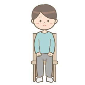 第57回 患者さんの質問⑦ (術後の椅子の高さについて)