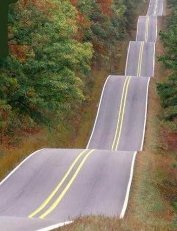 Roller Coaster Highway, Oklahoma