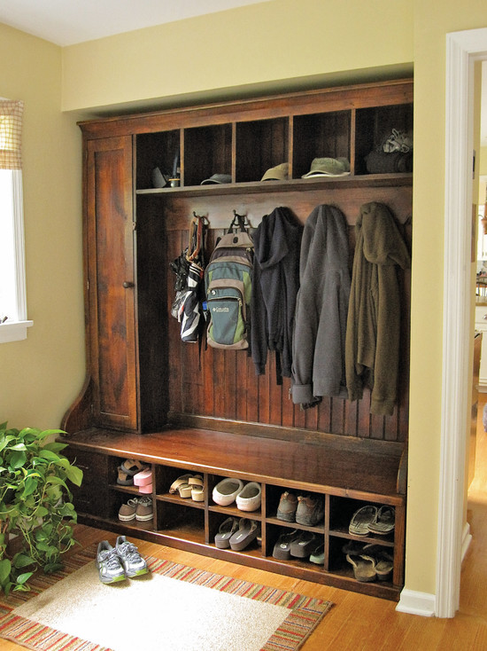 Mudroom Rack Barnwood Furniture (New York)