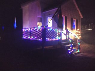 Lights on the Deck