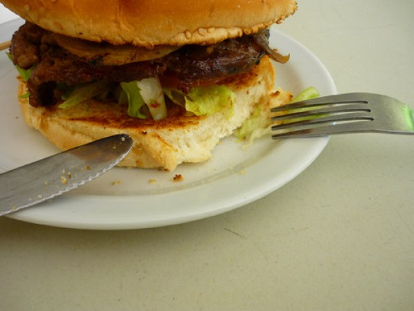 blog voyage australie australia whv backpacker burger food buffalo