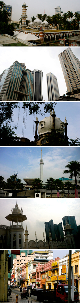 Singapour et Kuala Lumpur